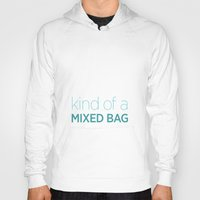 tote bag Hoodies featuring Not another tote bag by Technostalgia
