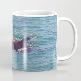 Dolphin Dorsals Coffee Mug