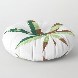 Repeal Cannabis Prohibition Floor Pillow