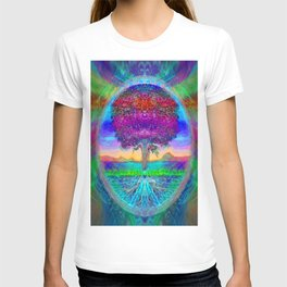 Everlasting Wonder Tree of Life T-shirt
