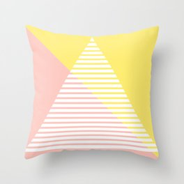 Opaque Throw Pillow