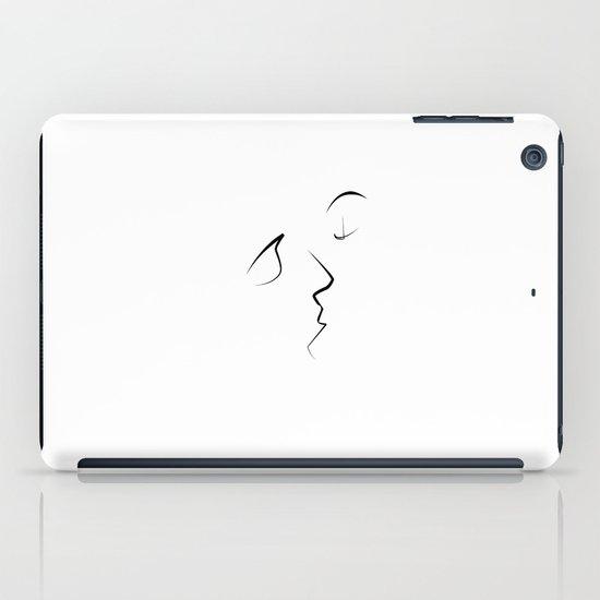 Kiss/beso/kuss/baiser/beijo/ iPad Case