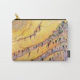 Birds-eye Sunset Carry-All Pouch