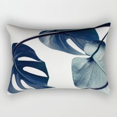 botanical vibes II Rectangular Pillow