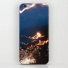 streak iPhone & iPod Skin