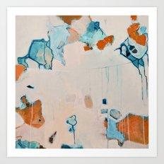 abstract 133 Art Print