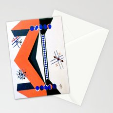Tick Tac Toe Stationery Cards