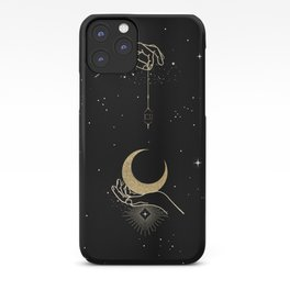 Lantern in the Moonlight iPhone Case