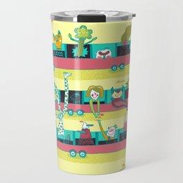 The Limo Travel Mug