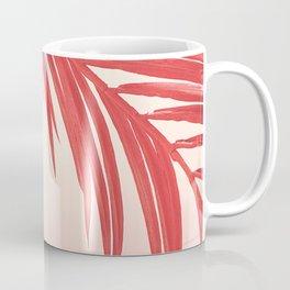 Plane through Pink Palms at The Museum of Ice Cream Coffee Mug