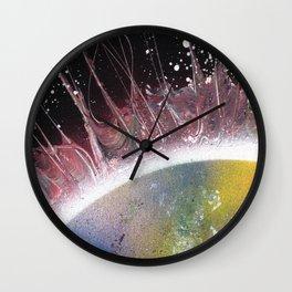 corona (Small Space 14) Wall Clock