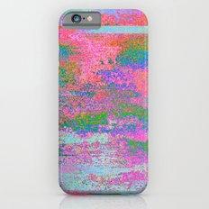 08-12-13 (Building Pink Glitch) iPhone 6s Slim Case