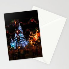 Christmas Castle I Stationery Cards