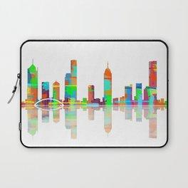 Melbourne Skyline 1 Laptop Sleeve