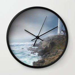 Sea View 286 Lighthouse Wall Clock