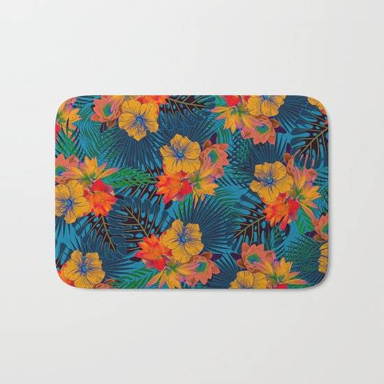 My Tropical Garden 17 Bath Mat
