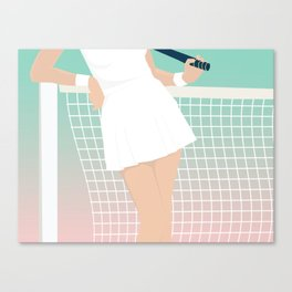 Let's Play #society6 #decor #buyart Canvas Print