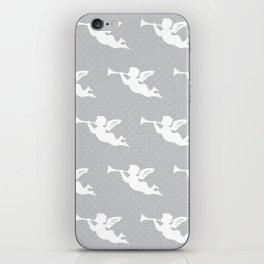 Christmas Angel #1 iPhone Skin