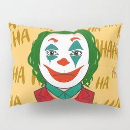 Kokeshi Joker Pillow Sham