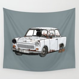 Trabant Wall Tapestry