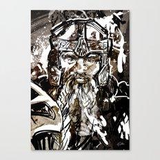 Gimli Canvas Print