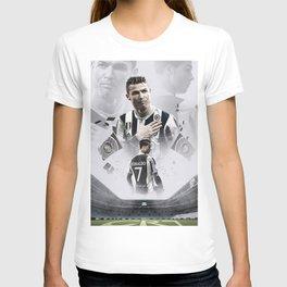 Cristiano Ronaldo Juve T-shirt