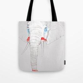 Animalfree circuses - Elephant Tote Bag