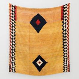 Qashqa'i Fars Southwest Persian Kilim Print Wall Tapestry