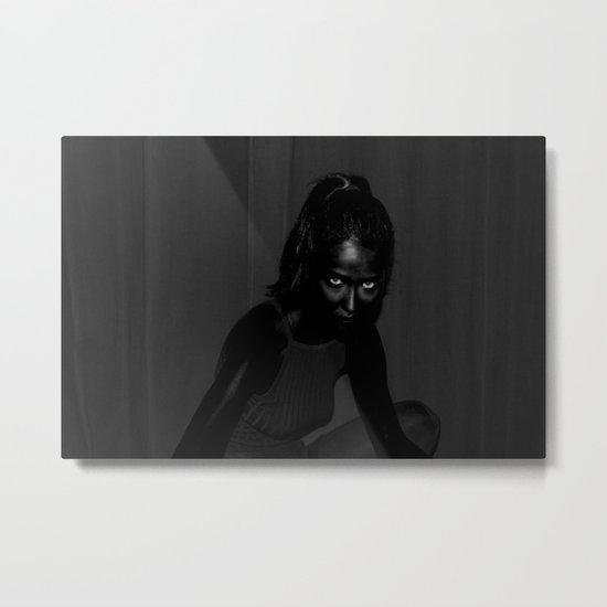 Just How Dark is Your Dark Side? Metal Print