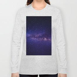 Summer Shore Galaxy Long Sleeve T-shirt