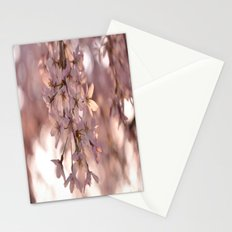 Cherry Blossom Spring Stationery Cards