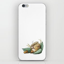Dormouse iPhone Skin