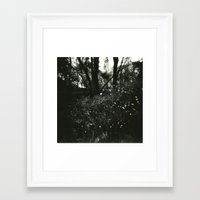 hiking Framed Art Prints featuring Hiking  by Emily Albertson