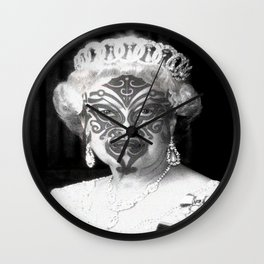 queen of all Wall Clock