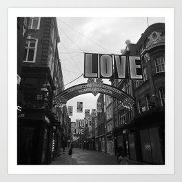 London #6 Art Print