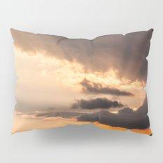Sunset rays Pillow Sham