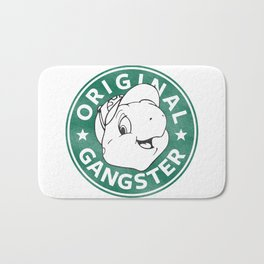 Franklin The Turtle - Starbucks Design Bath Mat