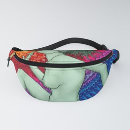 Ready For The Next Beam Fanny Pack