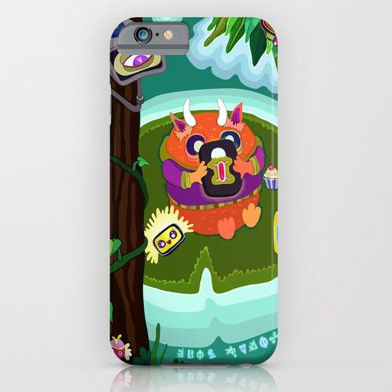 Fred Tifenn iPhone & iPod Case