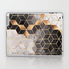 Smoky Cubes Laptop & iPad Skin