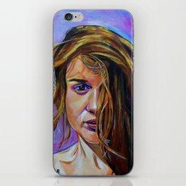 Windbown iPhone Skin