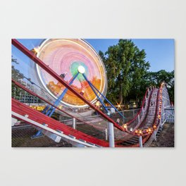 Point of No Return Canvas Print