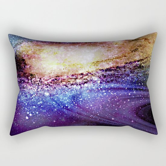 space explosion Rectangular Pillow