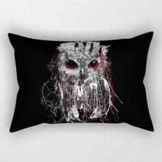 OWL - RED EYE Rectangular Pillow