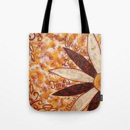 Always Be Joyfull Tote Bag