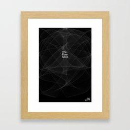 The Flow Series #09 Framed Art Print