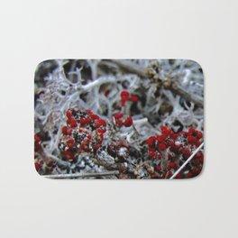 Devil's Matchstick Lichen Bath Mat