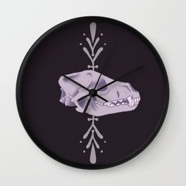 Native Wall Clock