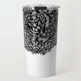 Dimension gate Travel Mug