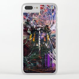 Convergence Clear iPhone Case
